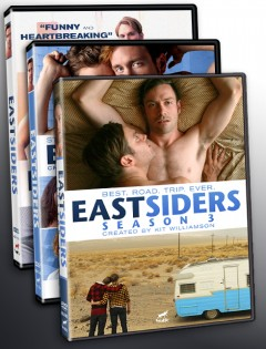 EastSiders: The Series (Seasons 1-3)